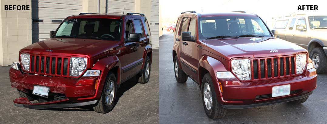 jeep before and after photo