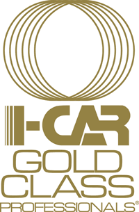 I-Car Gold Class Professionals certified