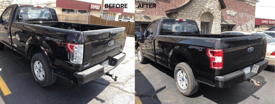 auto body repair ford